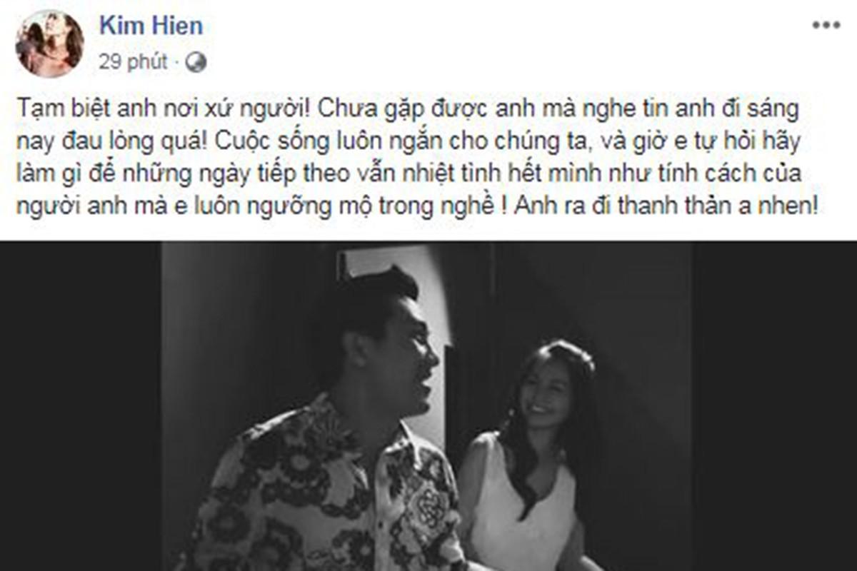 Sao Viet tiec thuong dien vien hai Anh Vu qua doi o tuoi 47-Hinh-10
