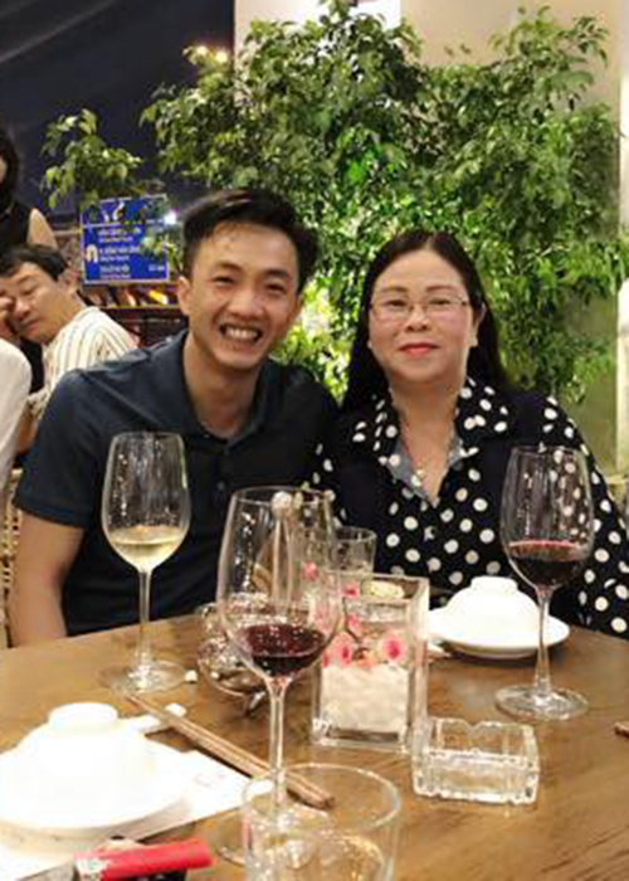 Cuong Do la doi dap hai huoc voi me cua Dam Thu Trang-Hinh-3