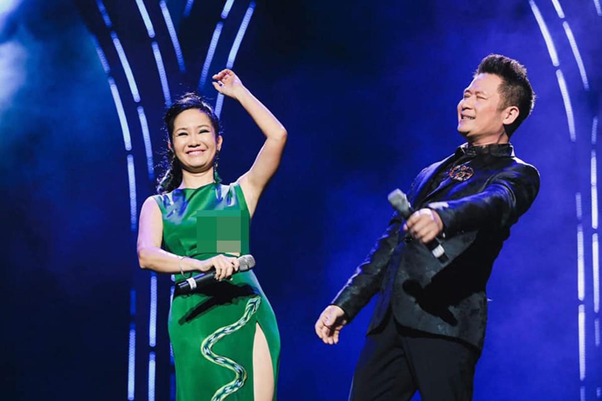 Sau tin chong cu tai hon, Hong Nhung khoe con, duoc ban be dong vien-Hinh-8