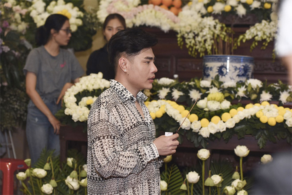 Quyen Linh, Phuong Thanh toi vieng nghe si Anh Vu luc toi muon-Hinh-3
