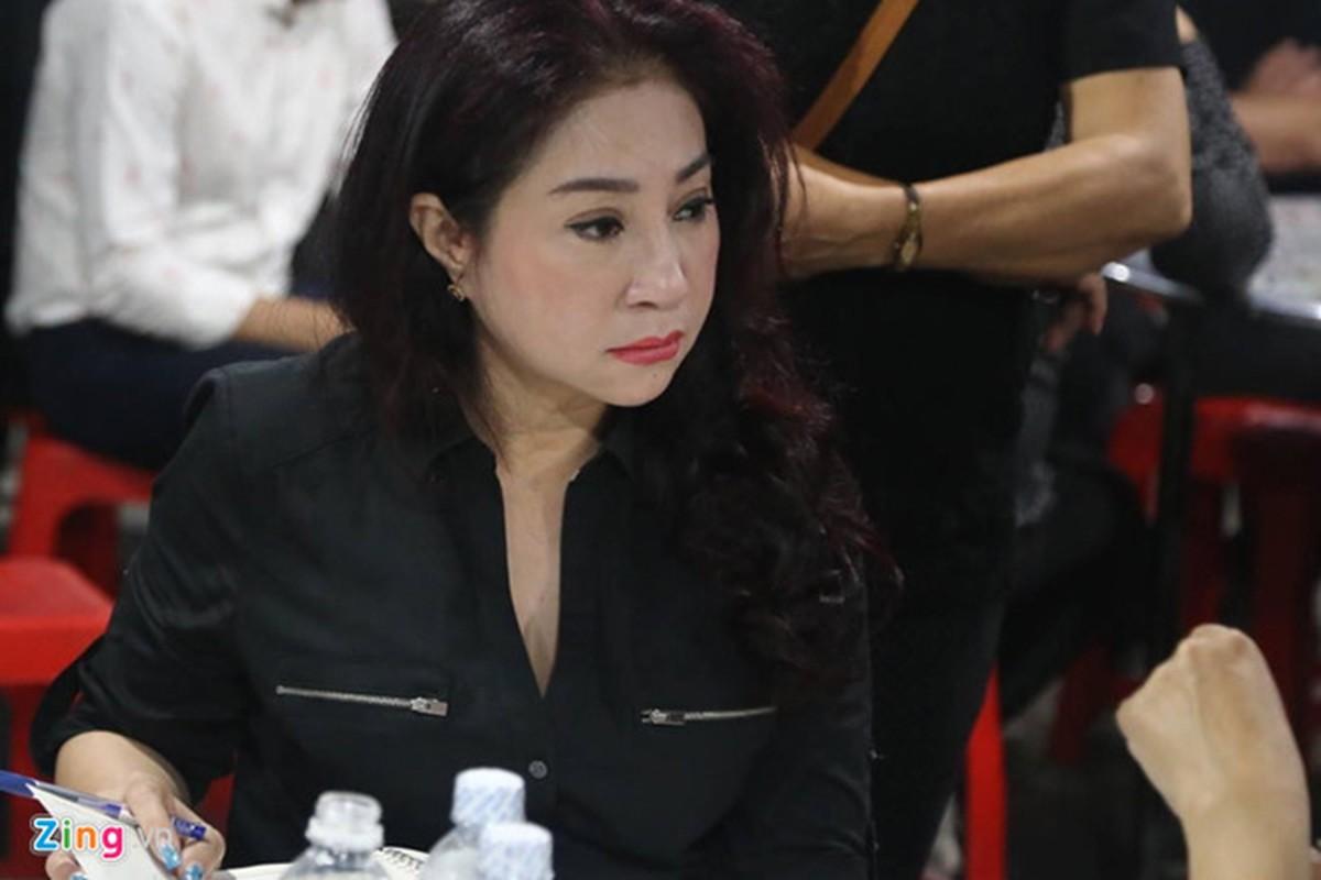 Quyen Linh, Phuong Thanh toi vieng nghe si Anh Vu luc toi muon-Hinh-6