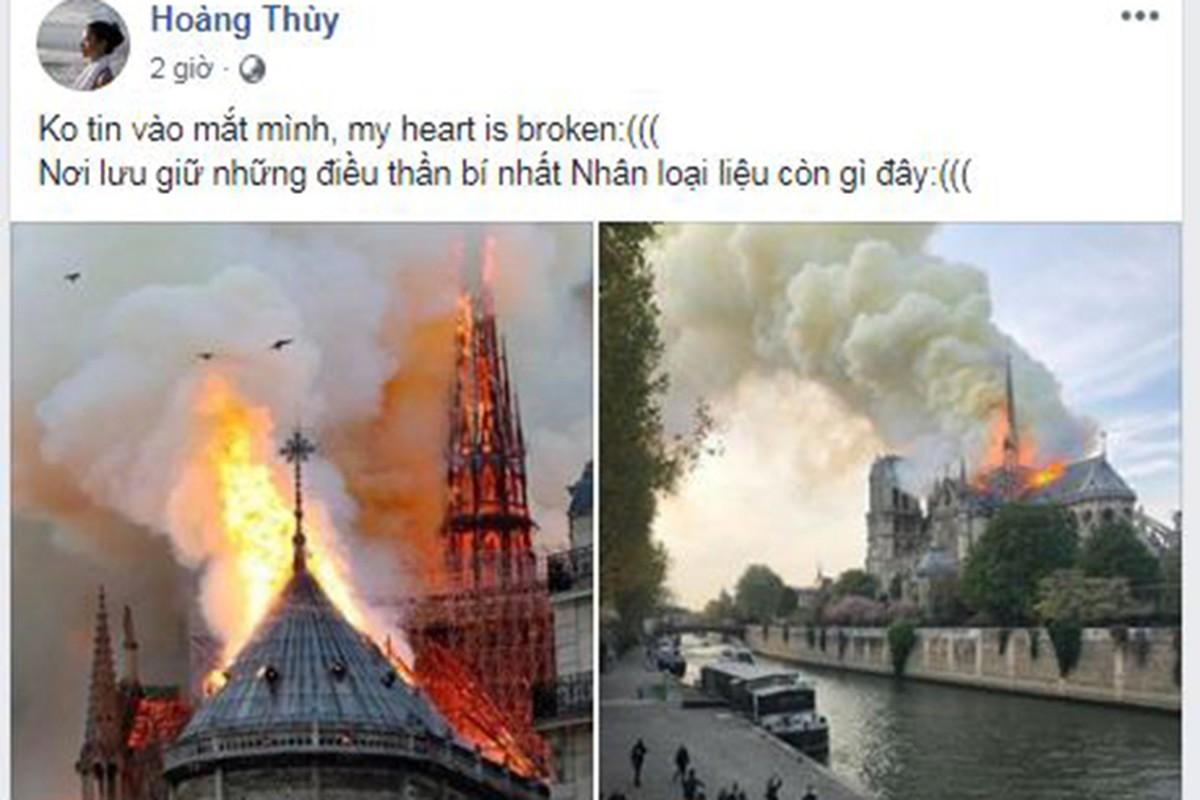 Vu chay Nha tho Duc Ba Paris: Sao Viet dau xot, cau nguyen-Hinh-3