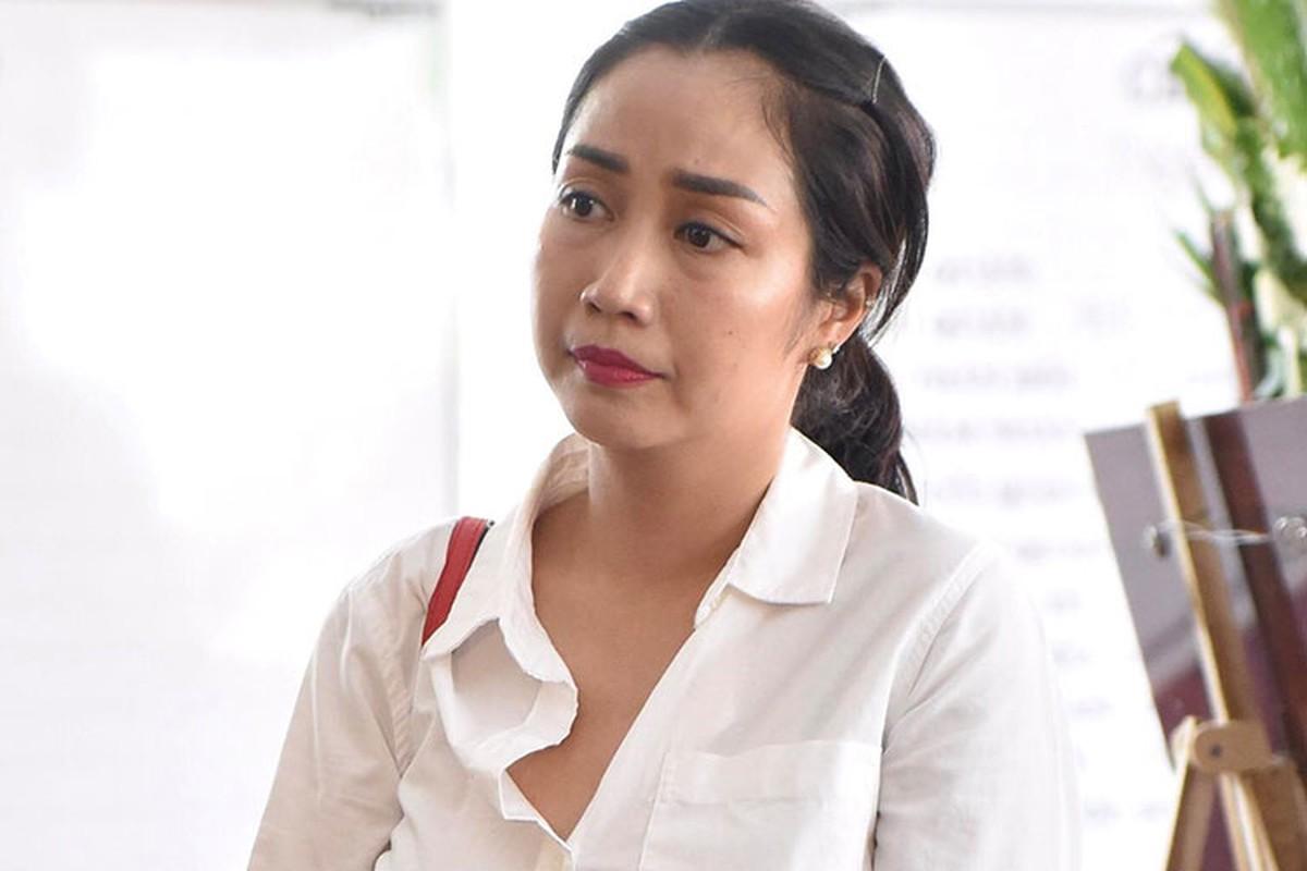 Thuy Hanh, My Uyen khoc sung mat vieng nghe si Le Binh-Hinh-11