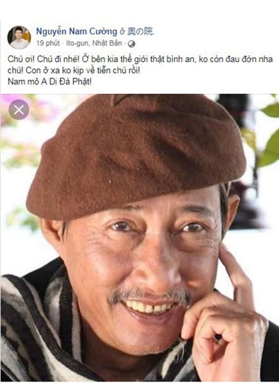 Nghe si Le Binh qua doi, sao Viet dau buon, tiec thuong-Hinh-22