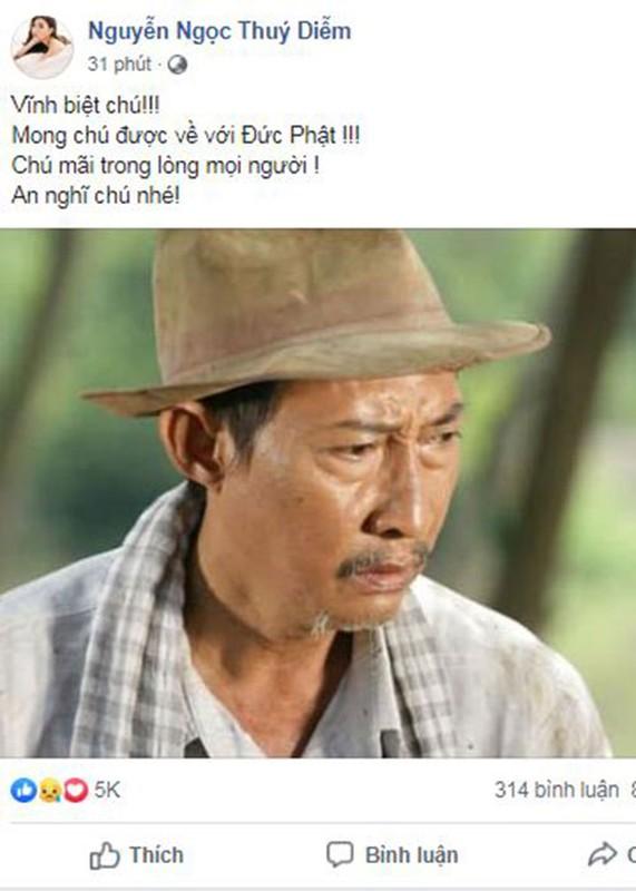 Nghe si Le Binh qua doi, sao Viet dau buon, tiec thuong-Hinh-23