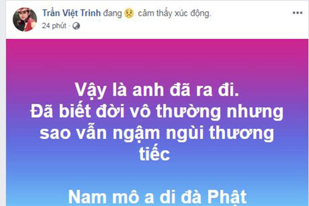 Nghe si Le Binh qua doi, sao Viet dau buon, tiec thuong-Hinh-24