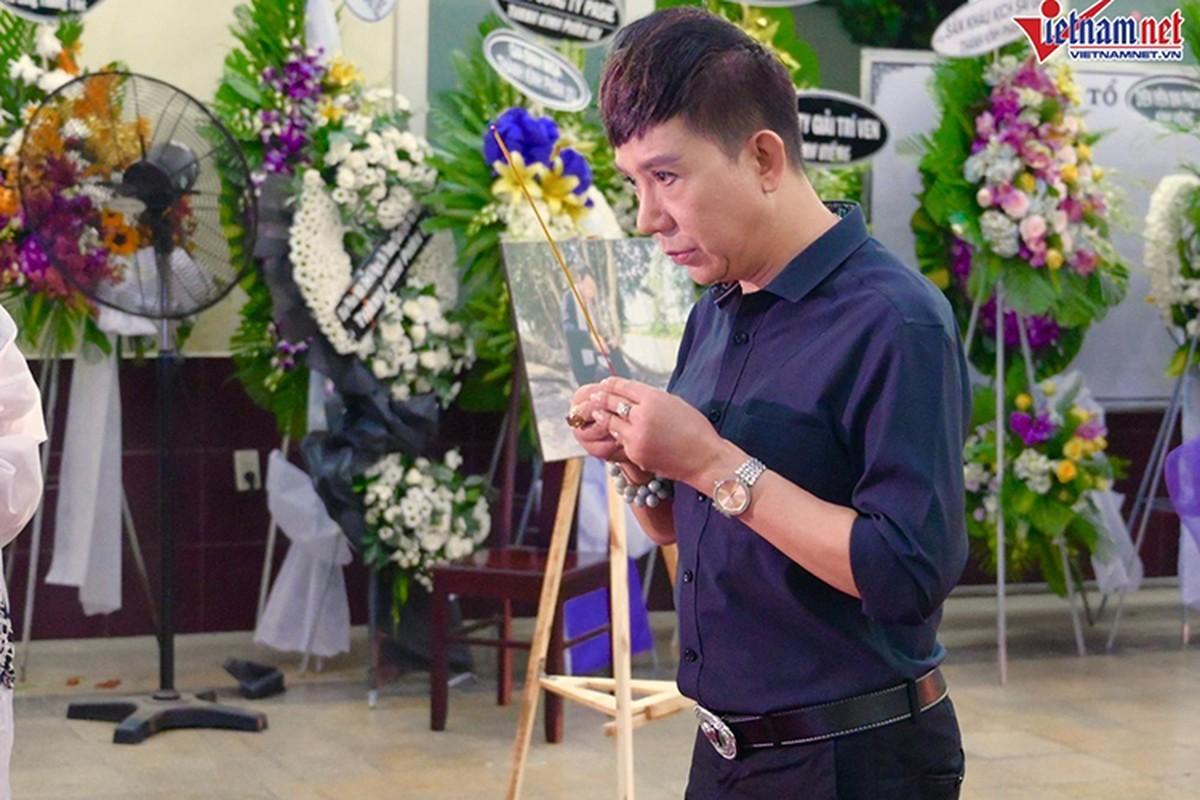 Tran Thanh noi ly do khong vao tham NS Le Binh luc nam vien-Hinh-8