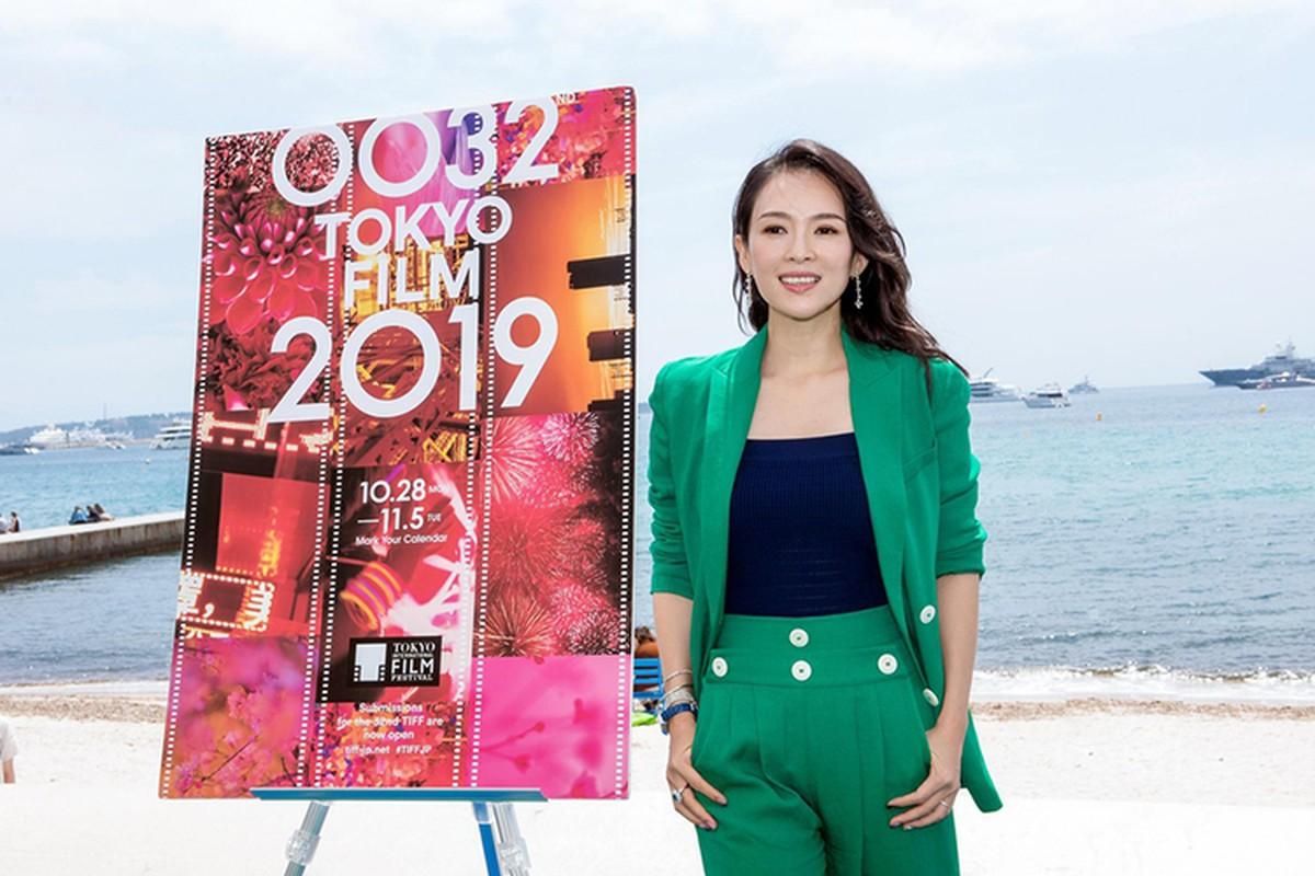 Khong ngo Chuong Tu Di an mi chong doi o hau truong Cannes 2019-Hinh-11