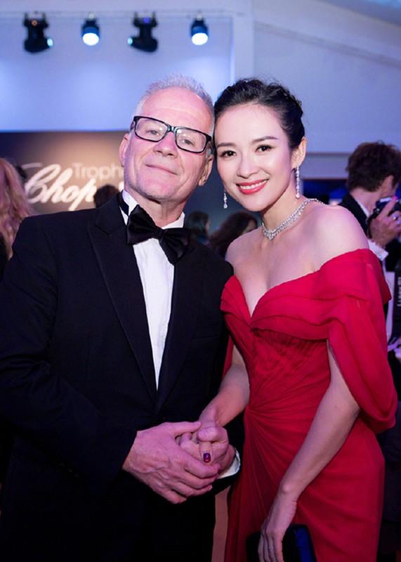 Khong ngo Chuong Tu Di an mi chong doi o hau truong Cannes 2019-Hinh-6