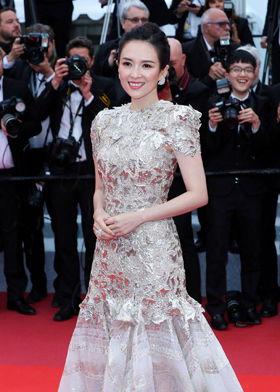 Khong ngo Chuong Tu Di an mi chong doi o hau truong Cannes 2019-Hinh-8