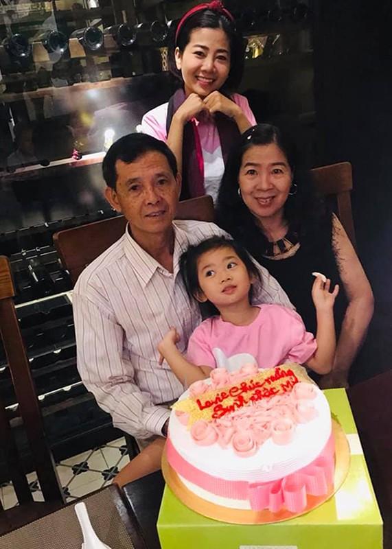 Mai Phuong giai thich ly do to chuc sinh nhat som cho con gai-Hinh-7