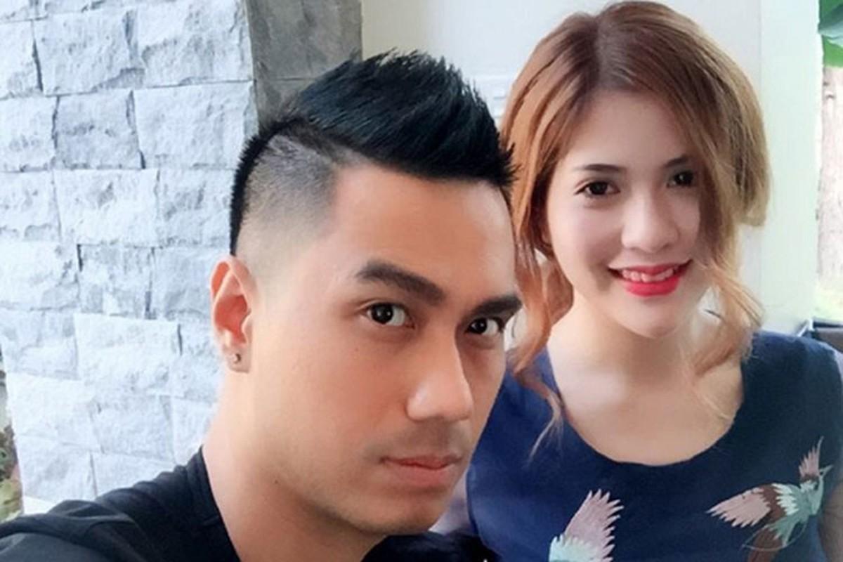 Lum xum tinh ai cua dien vien Viet Anh vua ly hon vo hot girl-Hinh-3