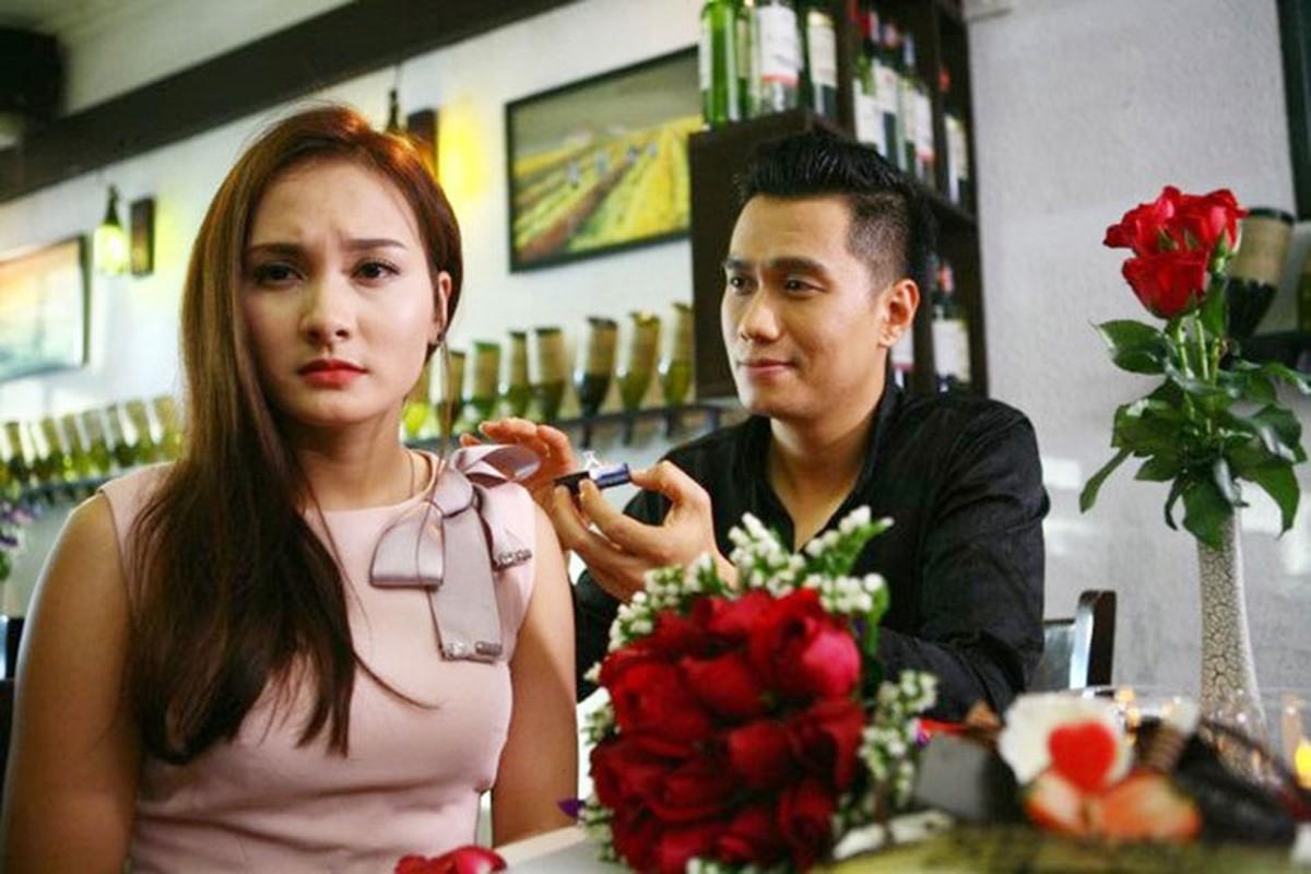 Lum xum tinh ai cua dien vien Viet Anh vua ly hon vo hot girl-Hinh-6