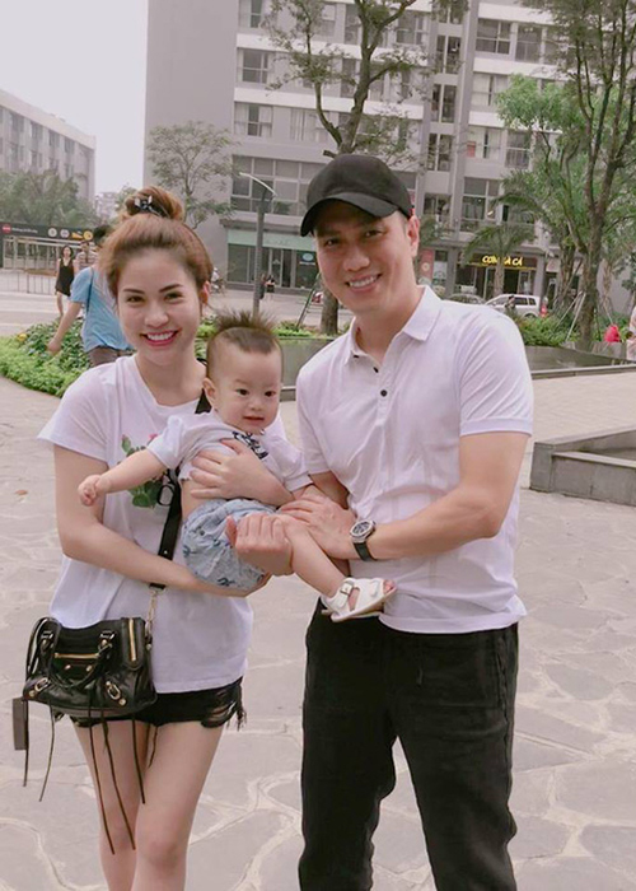Soi hon nhan cua Viet Anh - Tran Huong truoc ly hon-Hinh-14