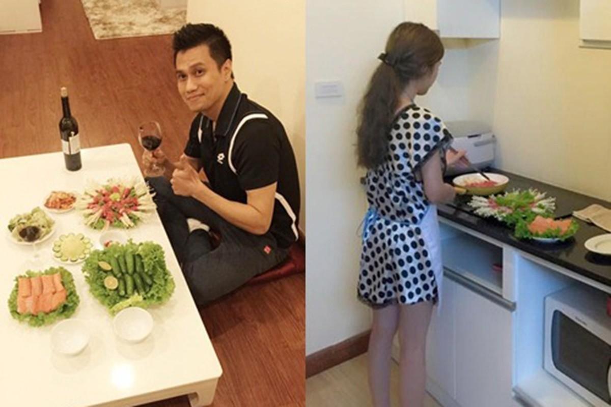 Soi hon nhan cua Viet Anh - Tran Huong truoc ly hon-Hinh-5