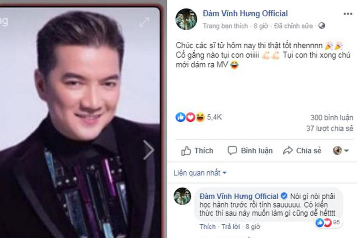 Hoang Thuy Linh, Duc Phuc khich le si tu truoc gio