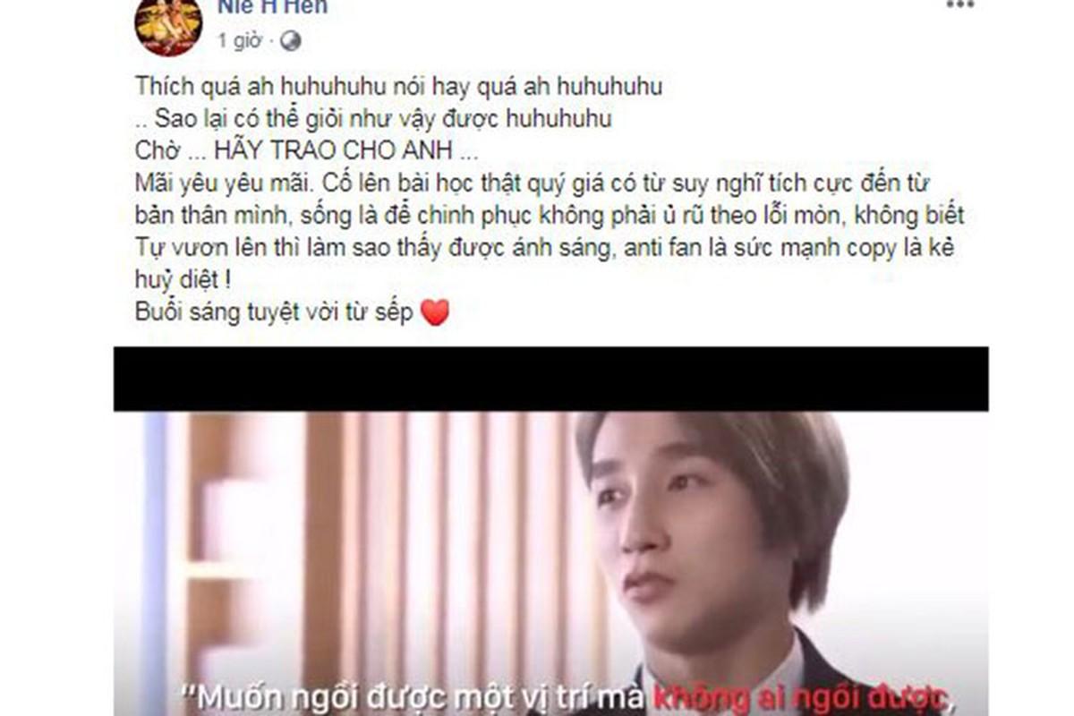 Son Tung M-TP khoe anh moi, fan nhao nhao doan sap tung MV-Hinh-7