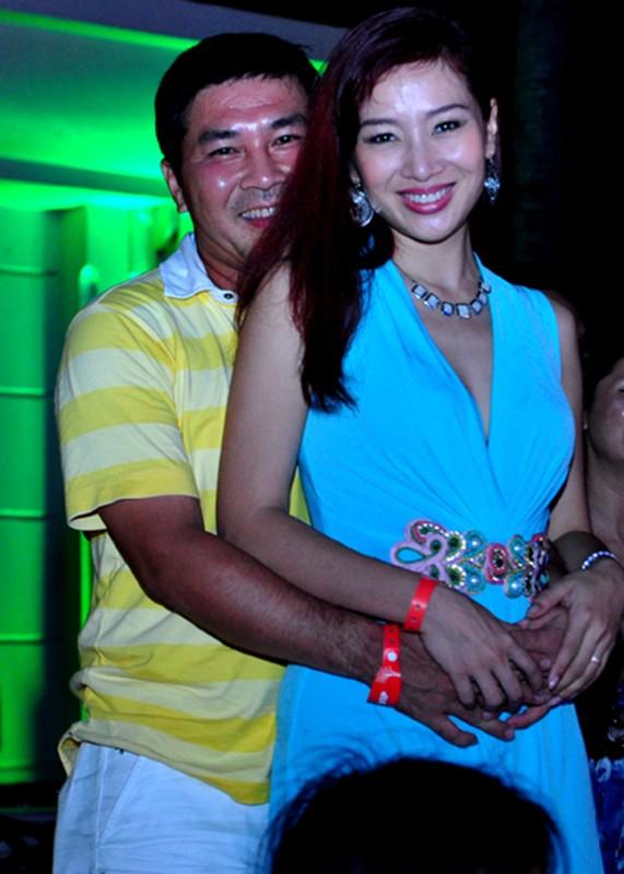 Hoa khoi Thu Huong duoc chong chieu het muc nhieu nguoi phat ghen-Hinh-2