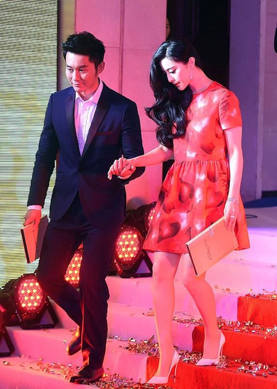 Khoanh khac hanh phuc cua Pham Bang Bang - Ly Than truoc chia tay-Hinh-5