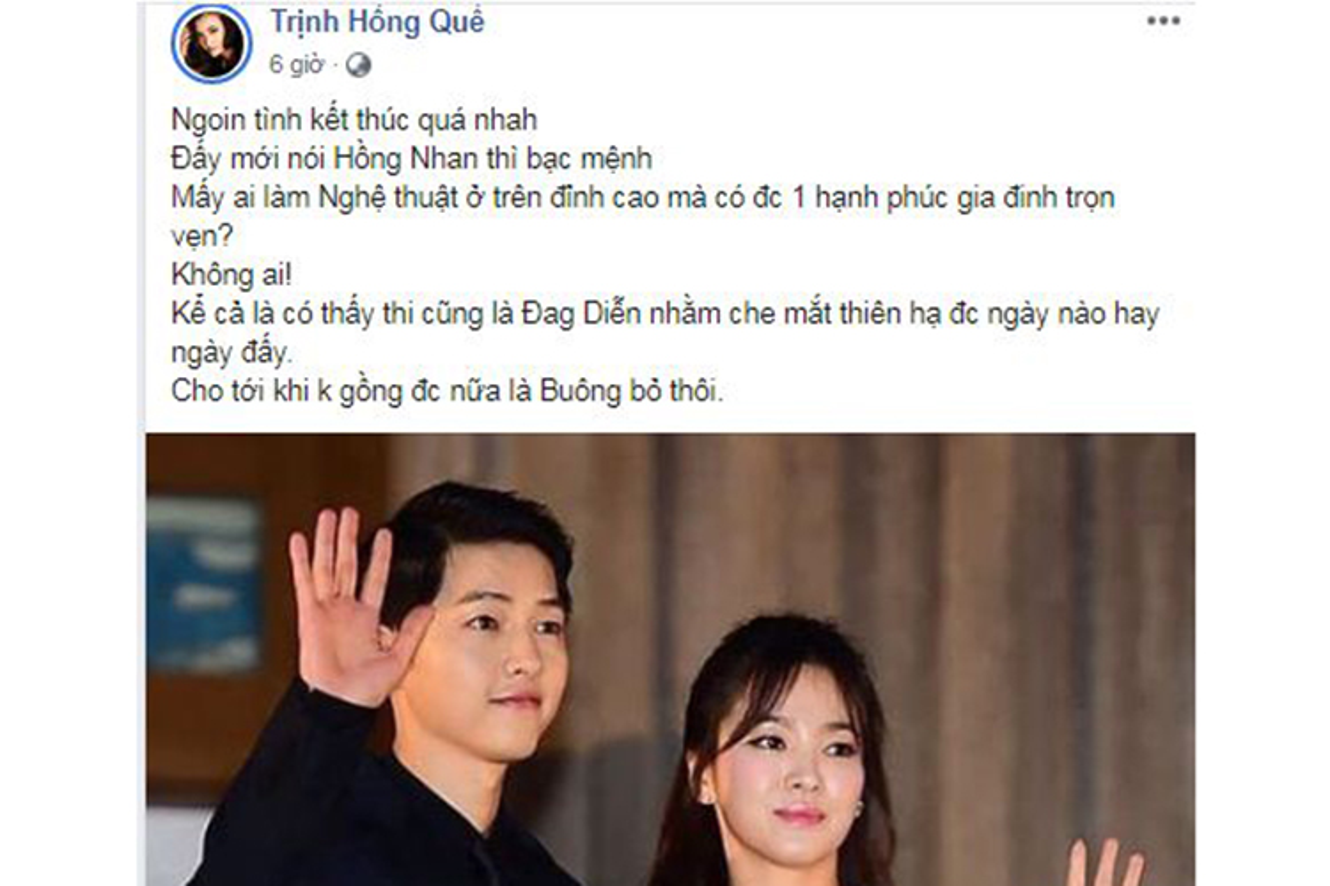 Song Joong ki-Song Hye Kyo ly hon, Sao Viet 'than tho'-Hinh-10