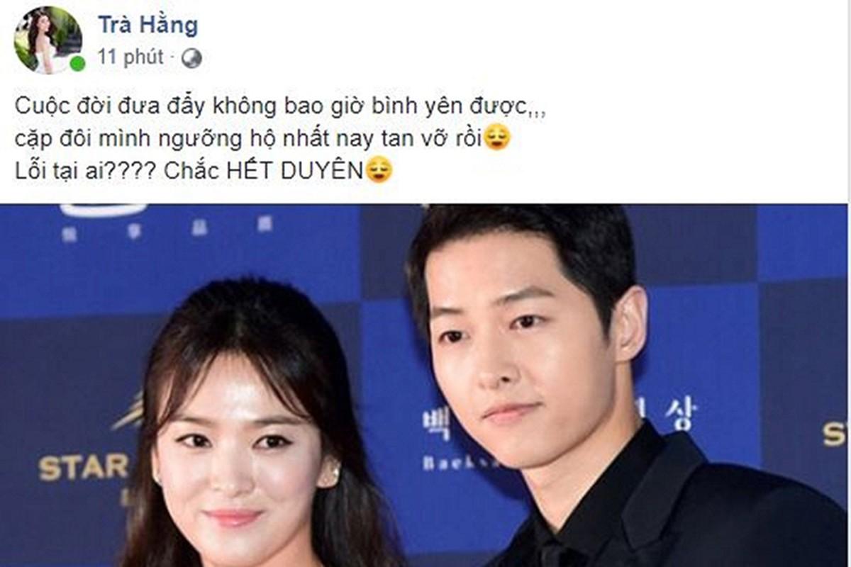 Song Joong ki-Song Hye Kyo ly hon, Sao Viet 'than tho'-Hinh-12