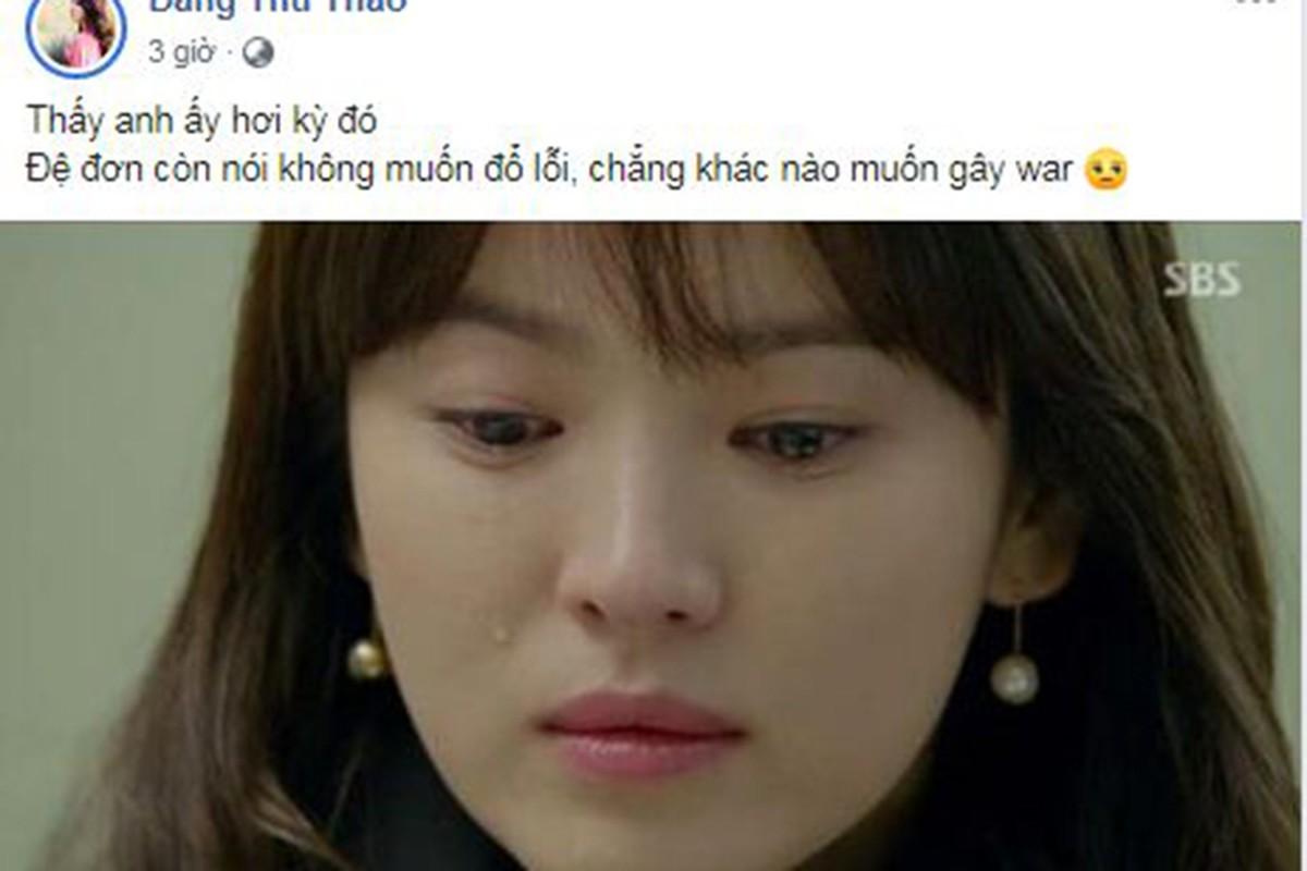 Song Joong ki-Song Hye Kyo ly hon, Sao Viet 'than tho'