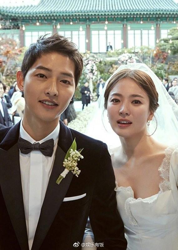 Cuoc hon nhan ngan chang tay gang cua Song Hye Kyo - Song Joong Ki