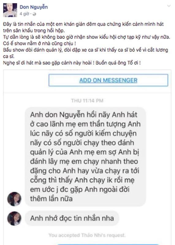 Khong chi Du Thien, loat sao Viet gap su co khi dien hoi cho-Hinh-10