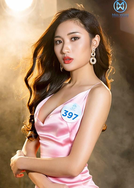 Thi sinh phia Bac Miss World Viet Nam goi cam bat ngo-Hinh-11