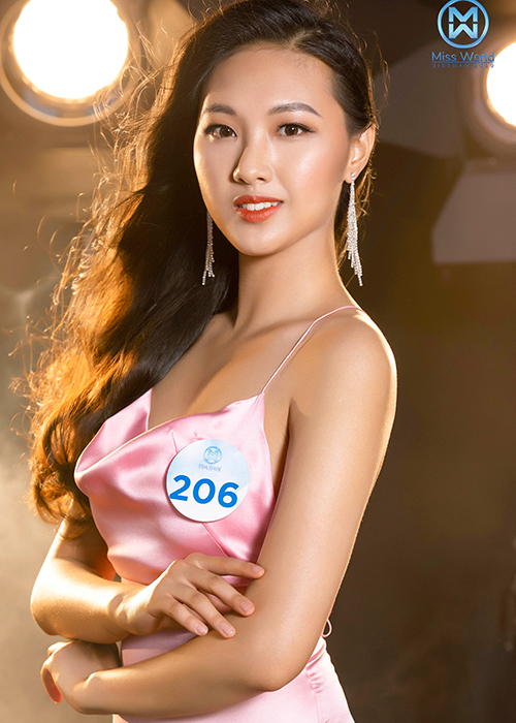 Thi sinh phia Bac Miss World Viet Nam goi cam bat ngo-Hinh-12