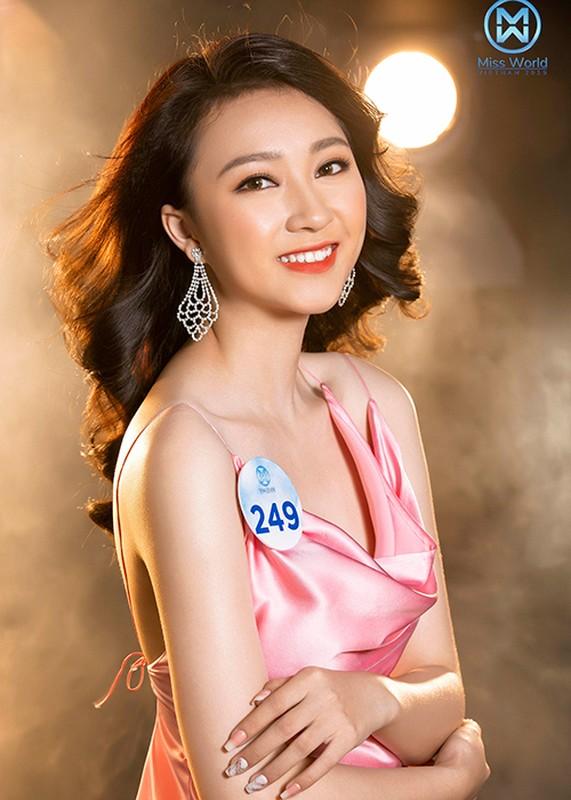 Thi sinh phia Bac Miss World Viet Nam goi cam bat ngo-Hinh-13