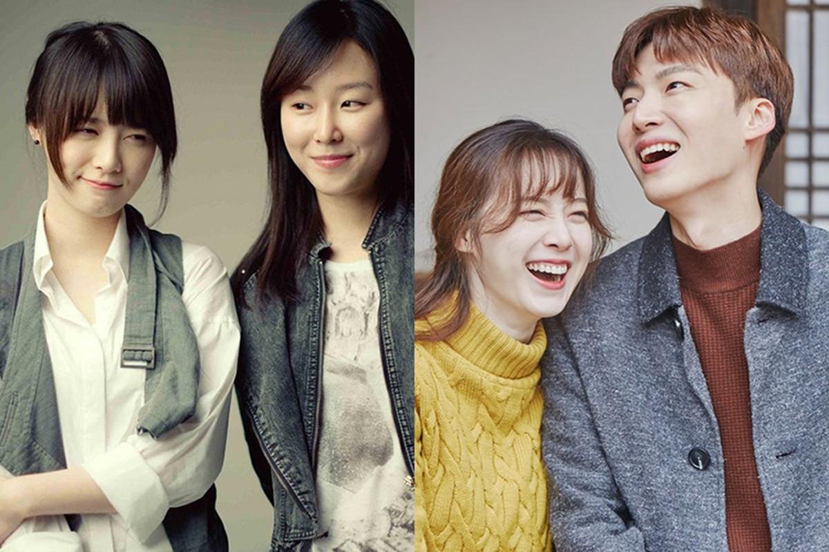 Loat my nhan Han lao dao vi bi nghi ngoai tinh voi Ahn Jae Hyun-Hinh-13