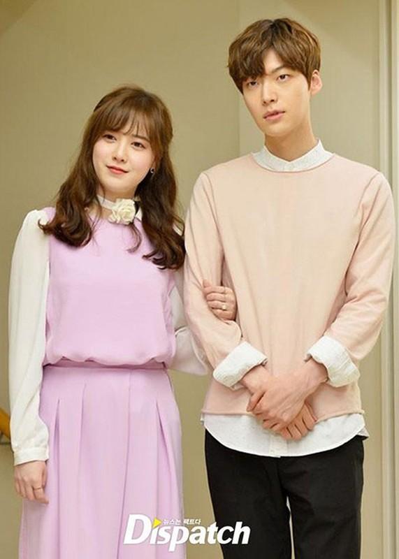 Loat my nhan Han lao dao vi bi nghi ngoai tinh voi Ahn Jae Hyun