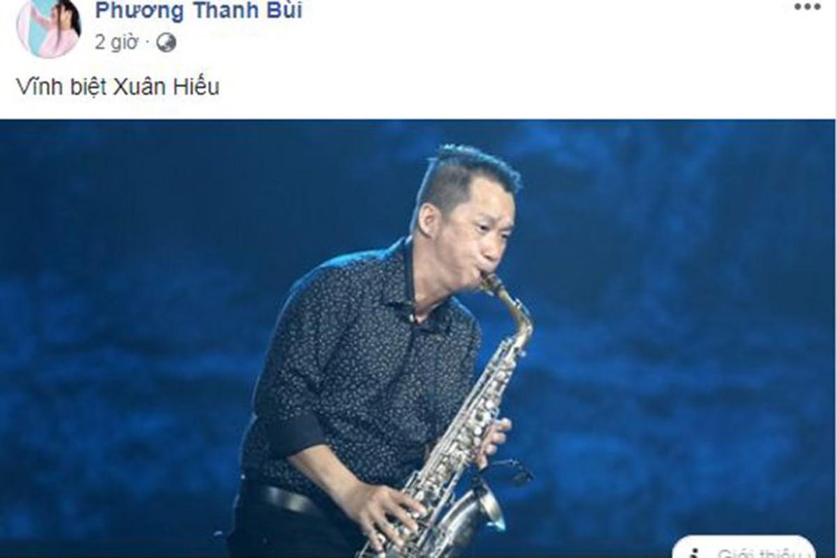 Ha Ho va loat sao Viet tiec thuong NS Xuan Hieu qua doi vi ung thu-Hinh-6