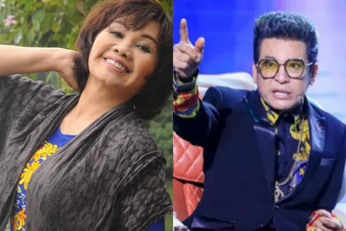 Ngao ngan voi loat on ao doi tu cua NS Xuan Huong - MC Thanh Bach