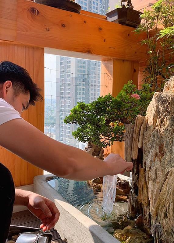 Chong tre Le Phuong cung con gai moi sinh nhu trung mong-Hinh-9