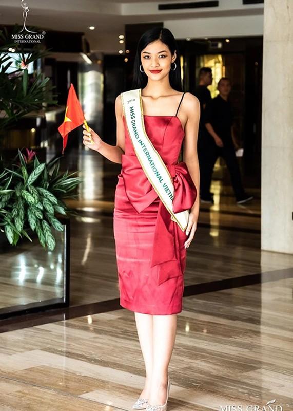 Soi kha nang chien thang cua Kieu Loan truoc chung ket Miss Grand International