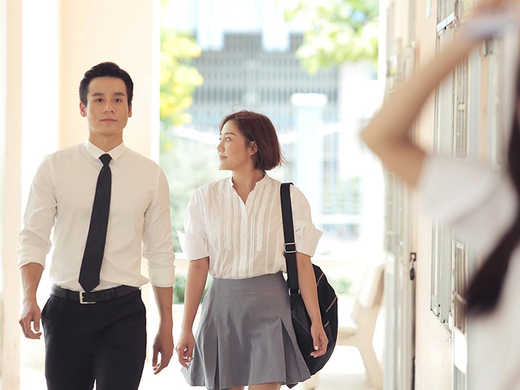Van Mai Huong gay soc voi nu hon dong tinh trong MV moi-Hinh-8