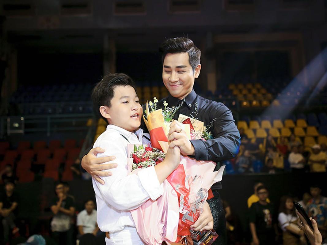 Dau chi doc nham ket qua The Voice Kids, Nguyen Khang dinh loat lum xum