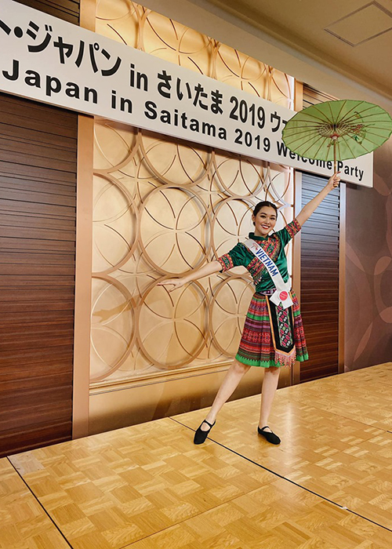 Tuong San khoe tai nhay tai Miss International khien fan quoc te phat sot-Hinh-2