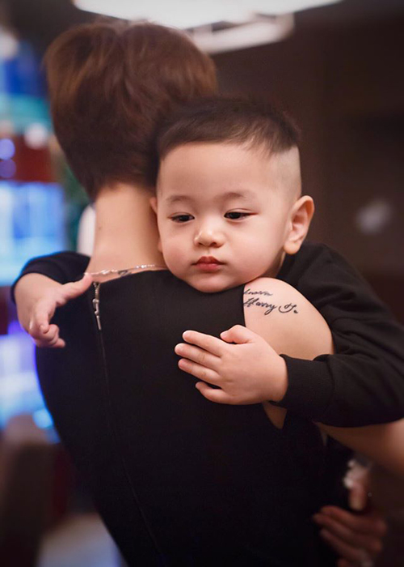 Ve dang yeu cua con trai Tra My giong tai tu Leonardo DiCaprio-Hinh-14