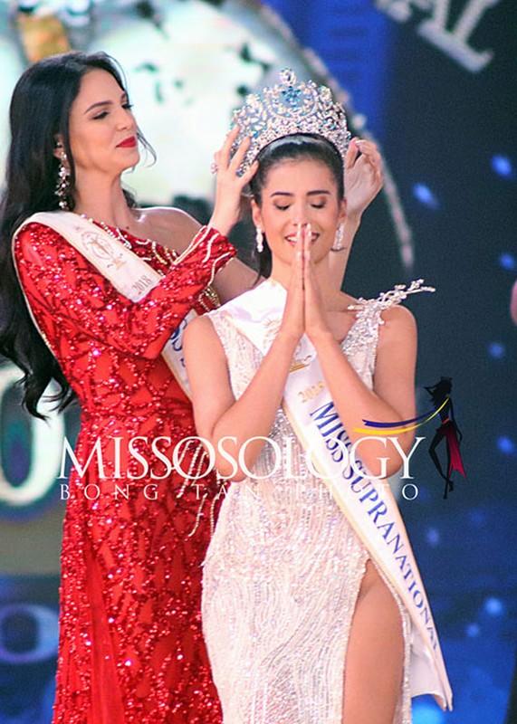 Ngoc Chau truot top 5, Thai Lan dang quang Miss Supranational 2019-Hinh-8