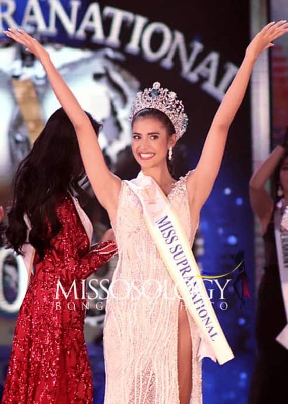 Ngoc Chau truot top 5, Thai Lan dang quang Miss Supranational 2019-Hinh-9