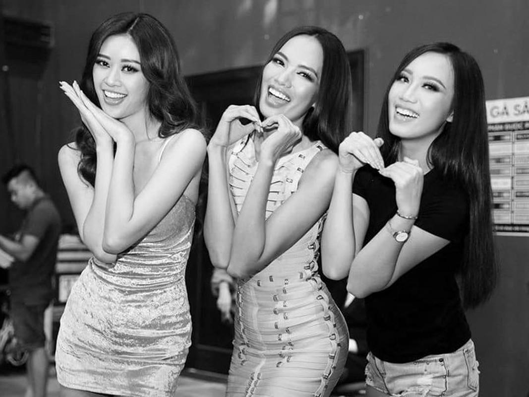 Chan dung tan Hoa hau Hoan vu Viet Nam 2019 Nguyen Tran Khanh Van-Hinh-9