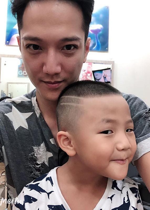 Thu Quynh khoe con trai la phien ban nhi cua Ha Duc Chinh-Hinh-10
