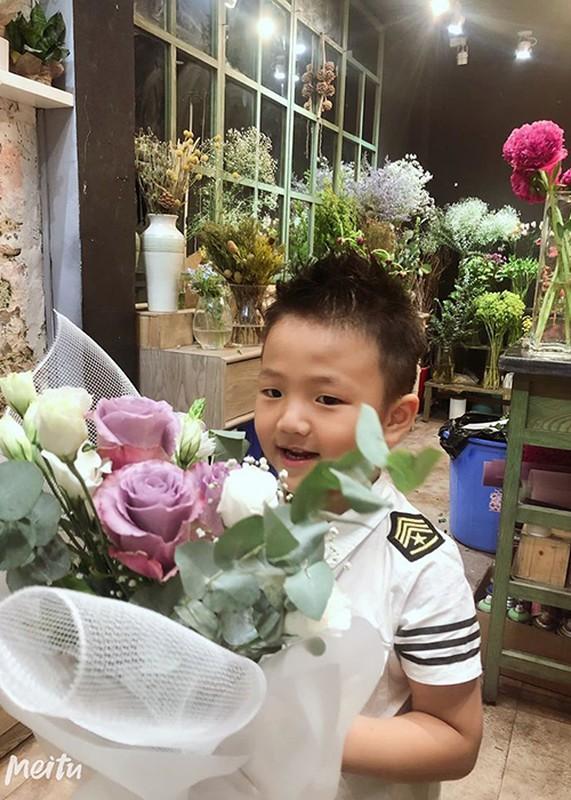 Thu Quynh khoe con trai la phien ban nhi cua Ha Duc Chinh-Hinh-13