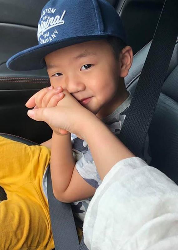 Thu Quynh khoe con trai la phien ban nhi cua Ha Duc Chinh-Hinh-8