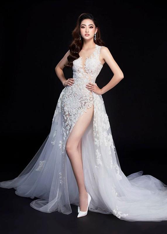 Luong Thuy Linh khoe vay da hoi cho chung ket Hoa hau The gioi 2019-Hinh-13