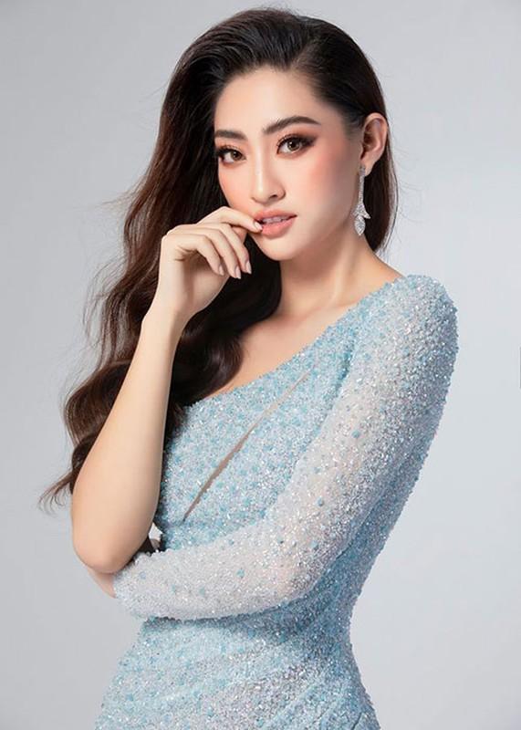 Luong Thuy Linh khoe vay da hoi cho chung ket Hoa hau The gioi 2019-Hinh-4
