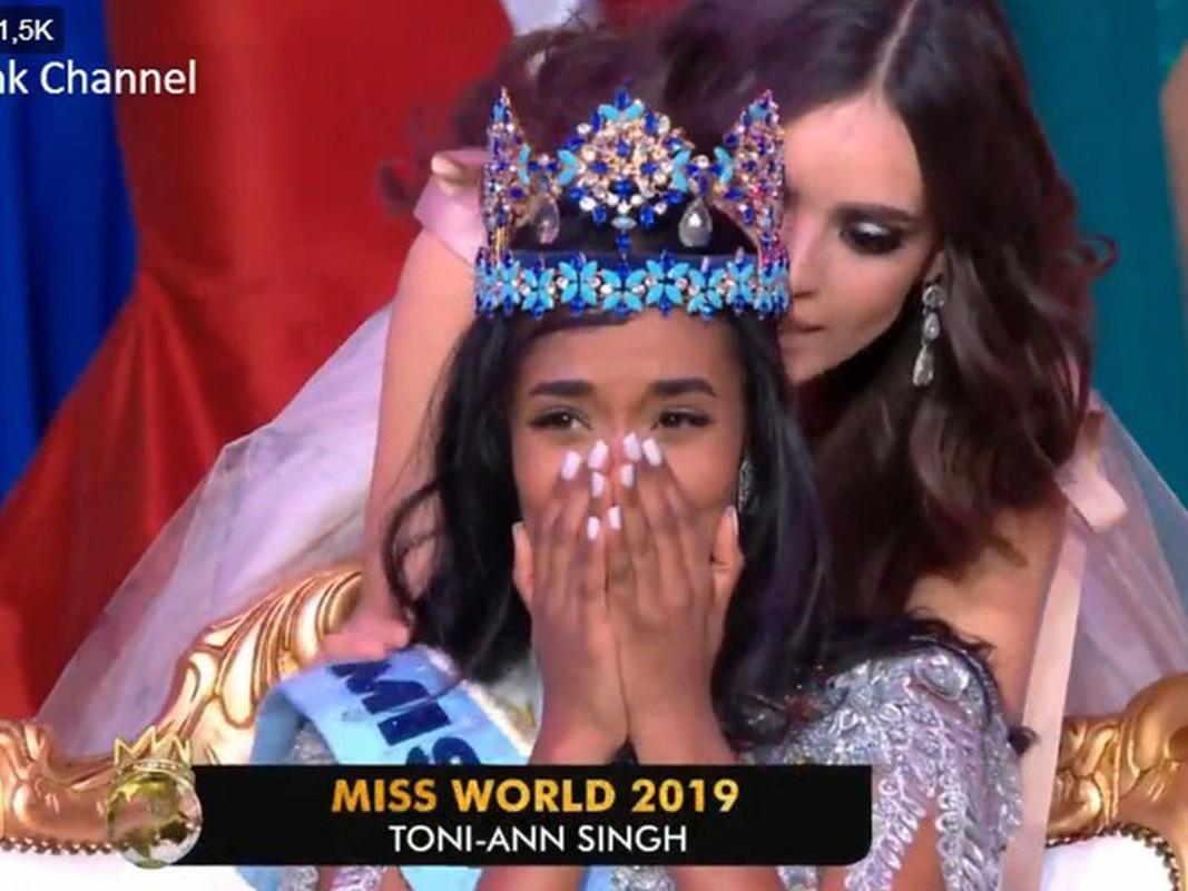 Chan dung nguoi dep Jamaica dang quang Hoa hau The gioi 2019-Hinh-2